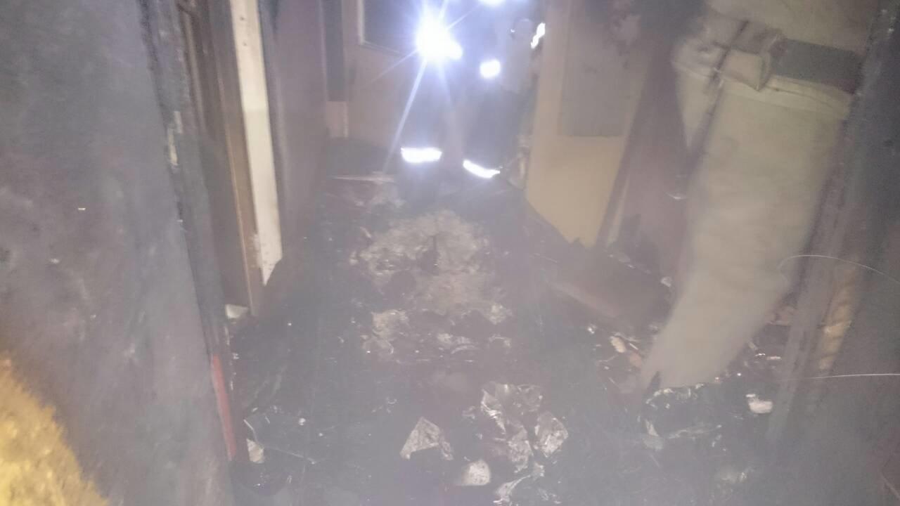 Во время пожара на левобережье Каменского погиб мужчина, фото-1
