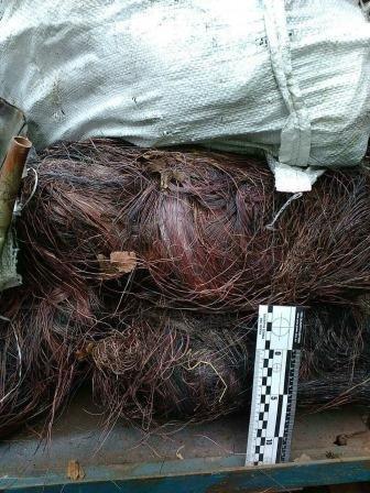 В Каменском задержаны кабельные воры с оружием, фото-2