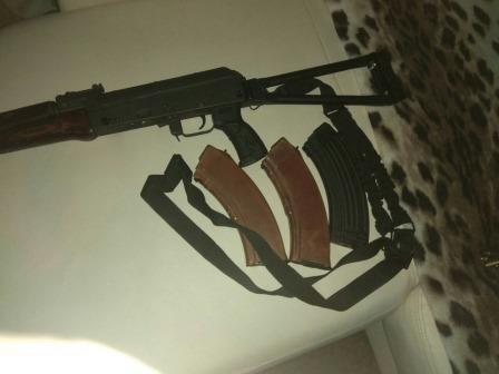 В Каменском задержаны кабельные воры с оружием, фото-4