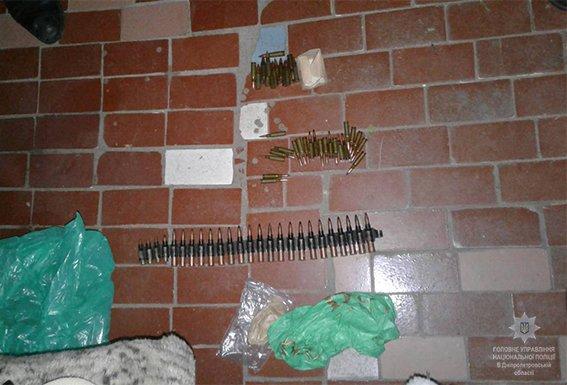 У каменчанина изымали боеприпасы, фото-1