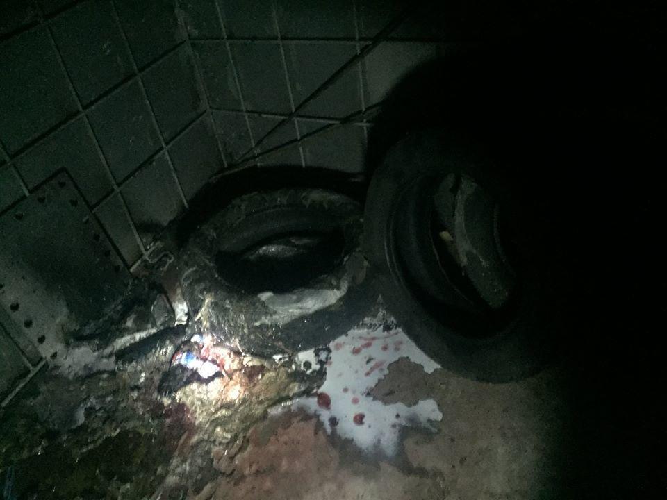 Главному редактору каменской газеты подожгли гараж, фото-2