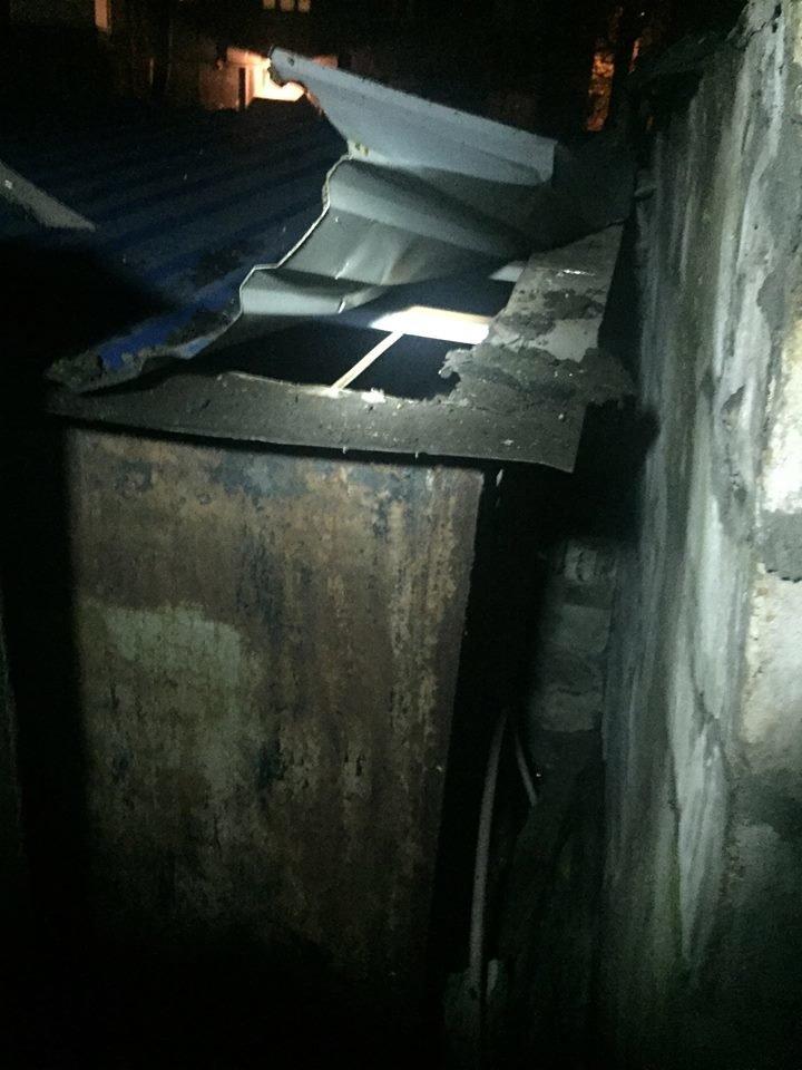 Главному редактору каменской газеты подожгли гараж, фото-3