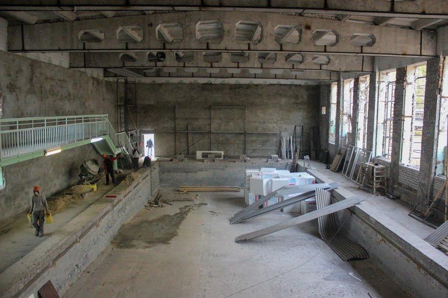 В каменском лицее капитально отремонтируют бассейн, фото-2