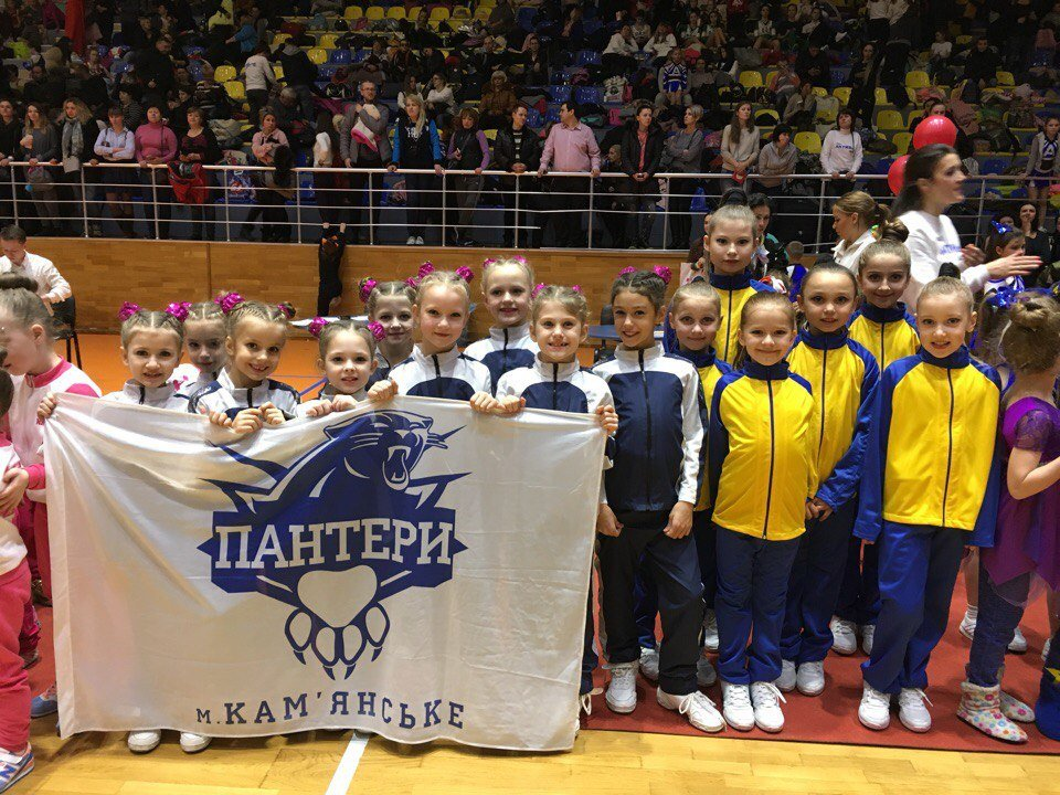 Черлидеры из Каменского стали призерами Кубка Украины, фото-7
