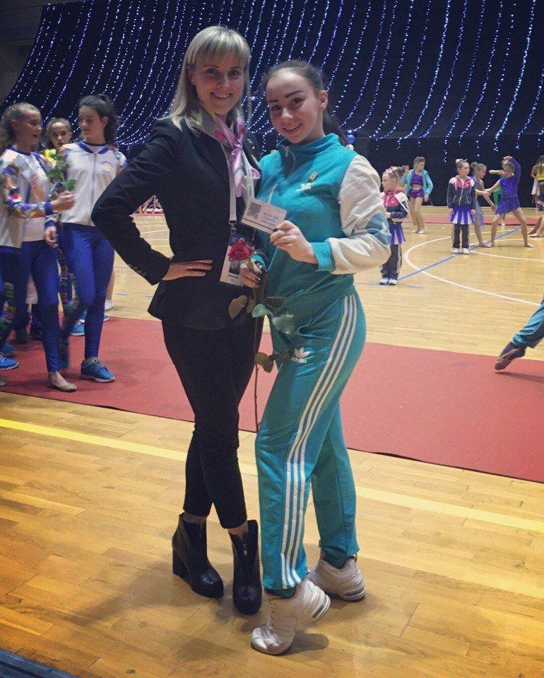 Черлидеры из Каменского стали призерами Кубка Украины, фото-2