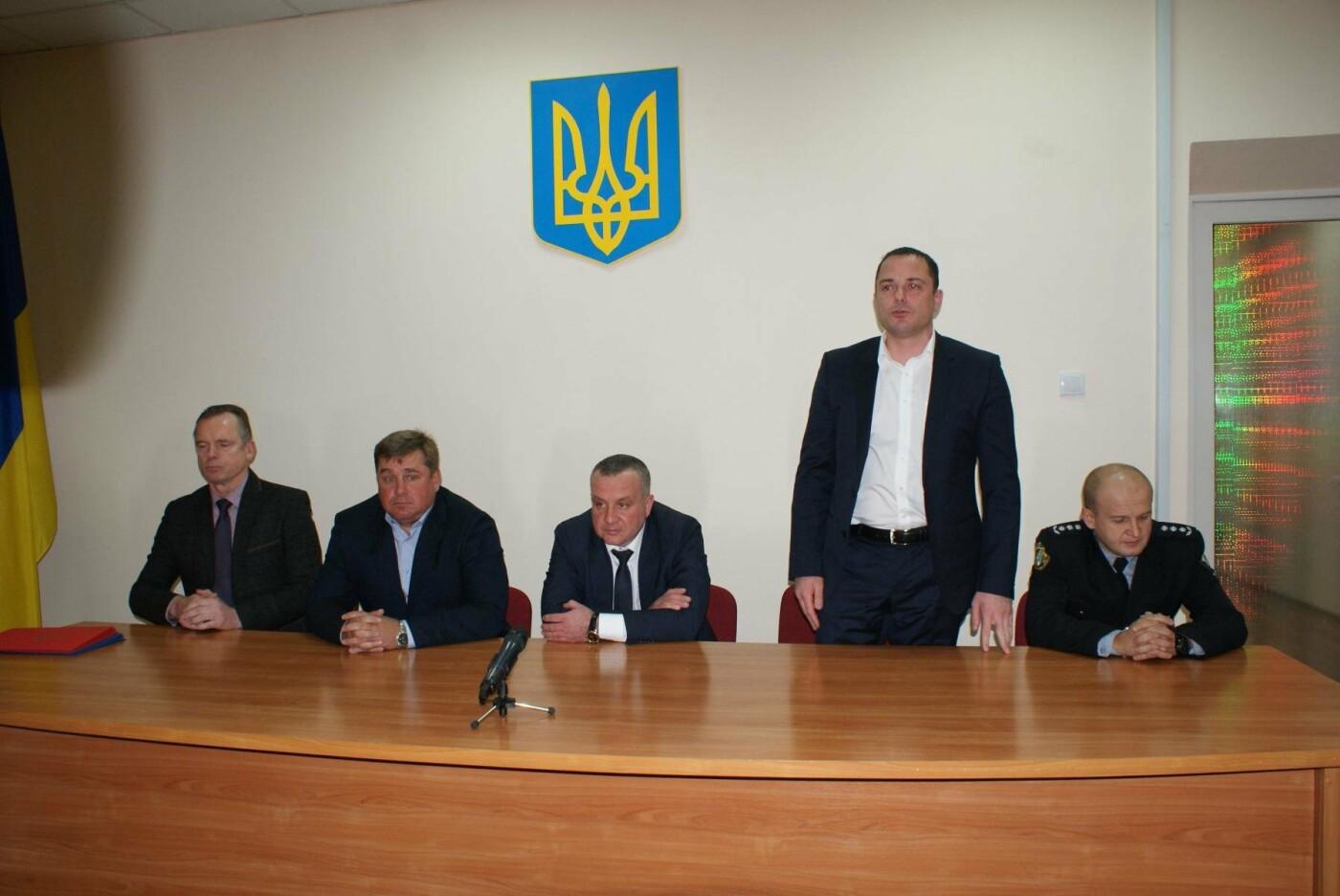 Каменских прокуроров поздравили с профессиональным праздником, фото-1