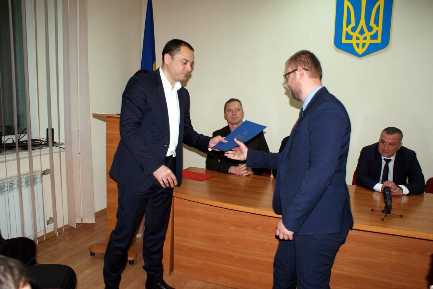 Каменских прокуроров поздравили с профессиональным праздником, фото-2