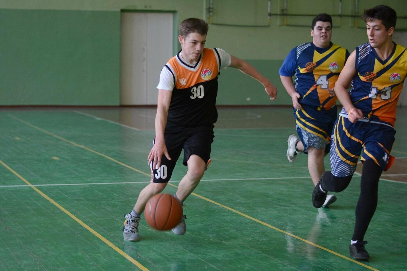 Баскетболисты каменской школы № 7 стали победителями Школьной лиги, фото-3