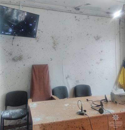 На Днепропетровщине взорвали суд, фото-2