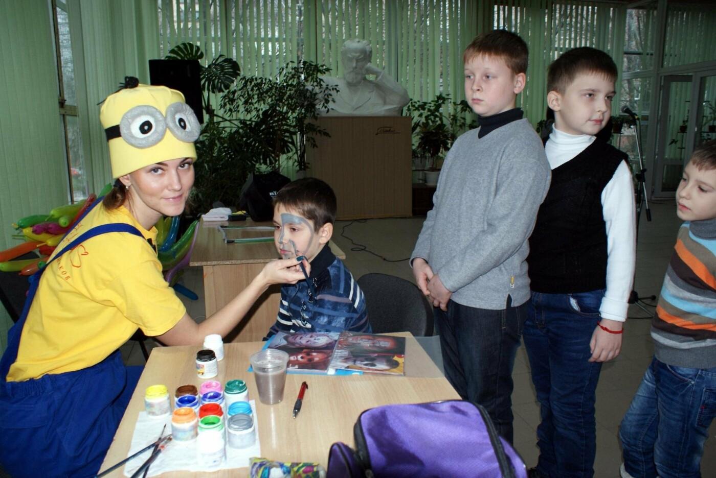 В Каменском прошла акция к Международному дню инвалидов, фото-2