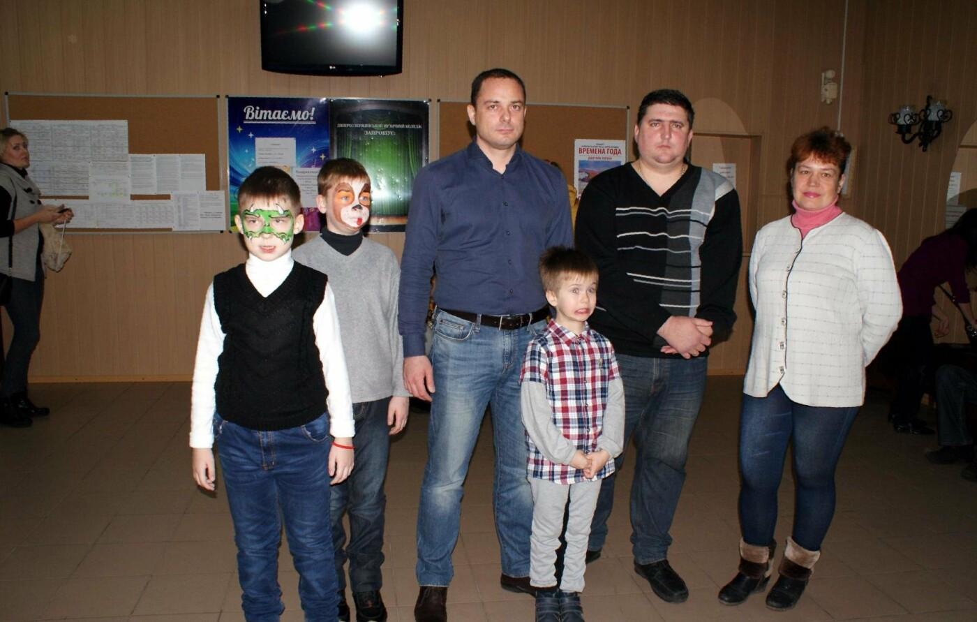 В Каменском прошла акция к Международному дню инвалидов, фото-1