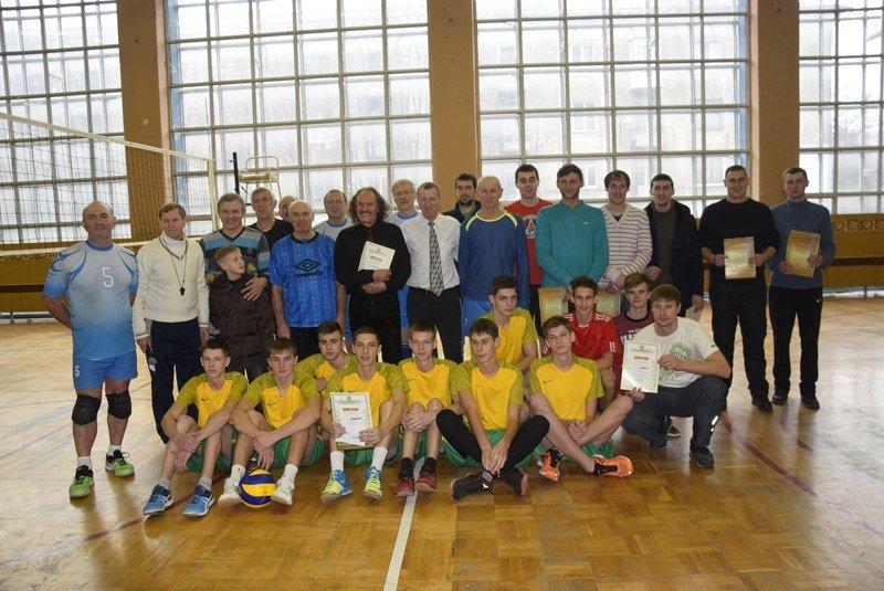 Волейболисты Каменского сыграли на турнире памяти Станислава Лясоты, фото-3
