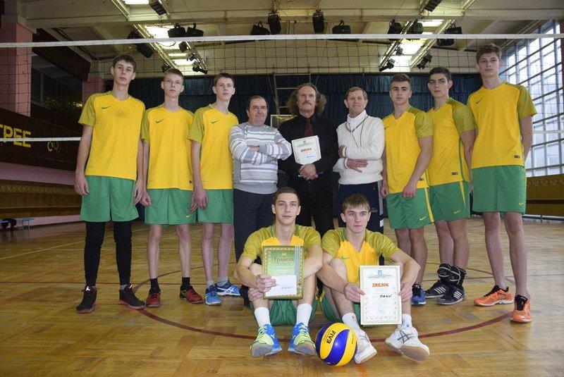 Волейболисты Каменского сыграли на турнире памяти Станислава Лясоты, фото-2