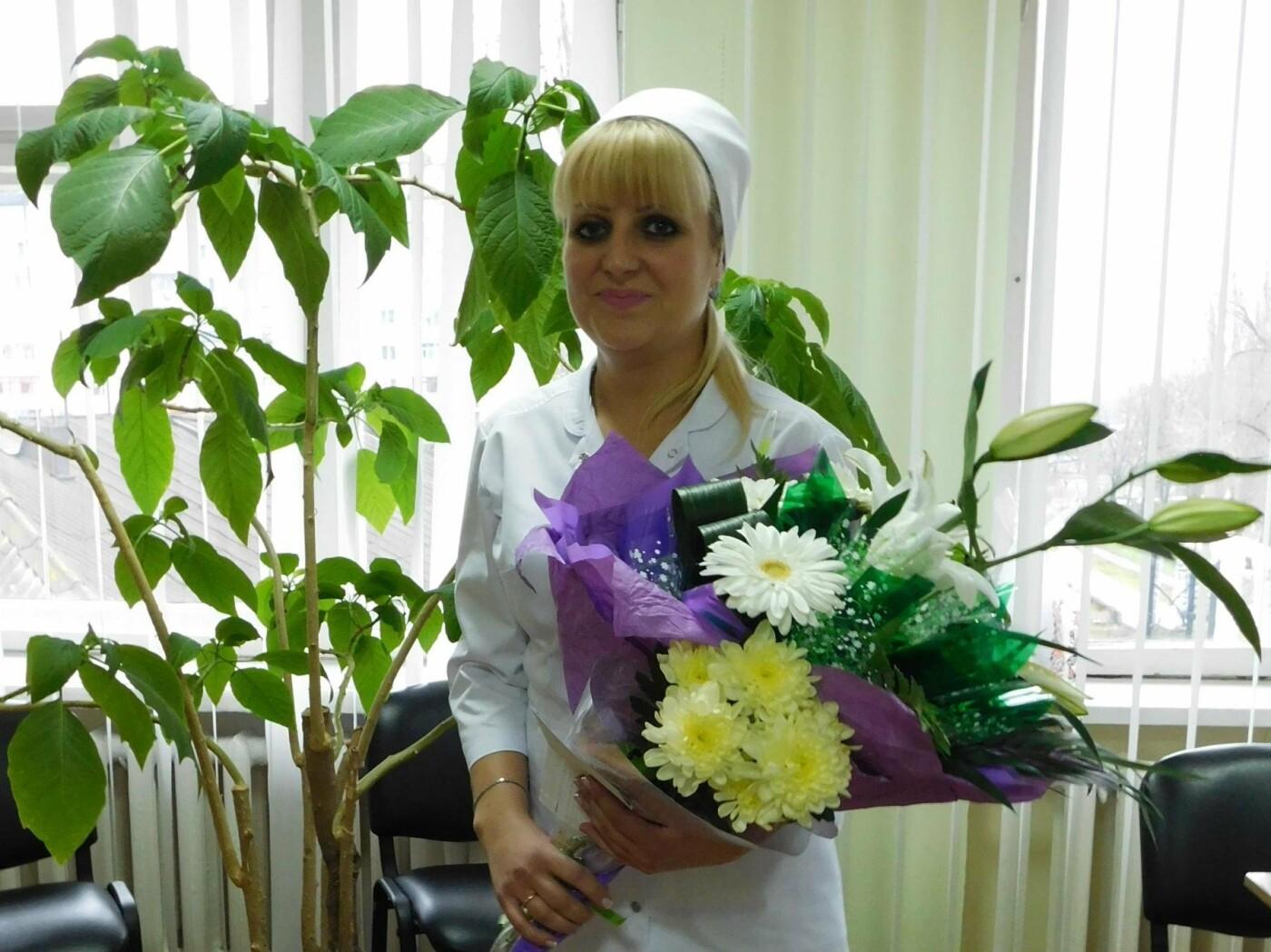 В Каменском соревновались медсестры , фото-1