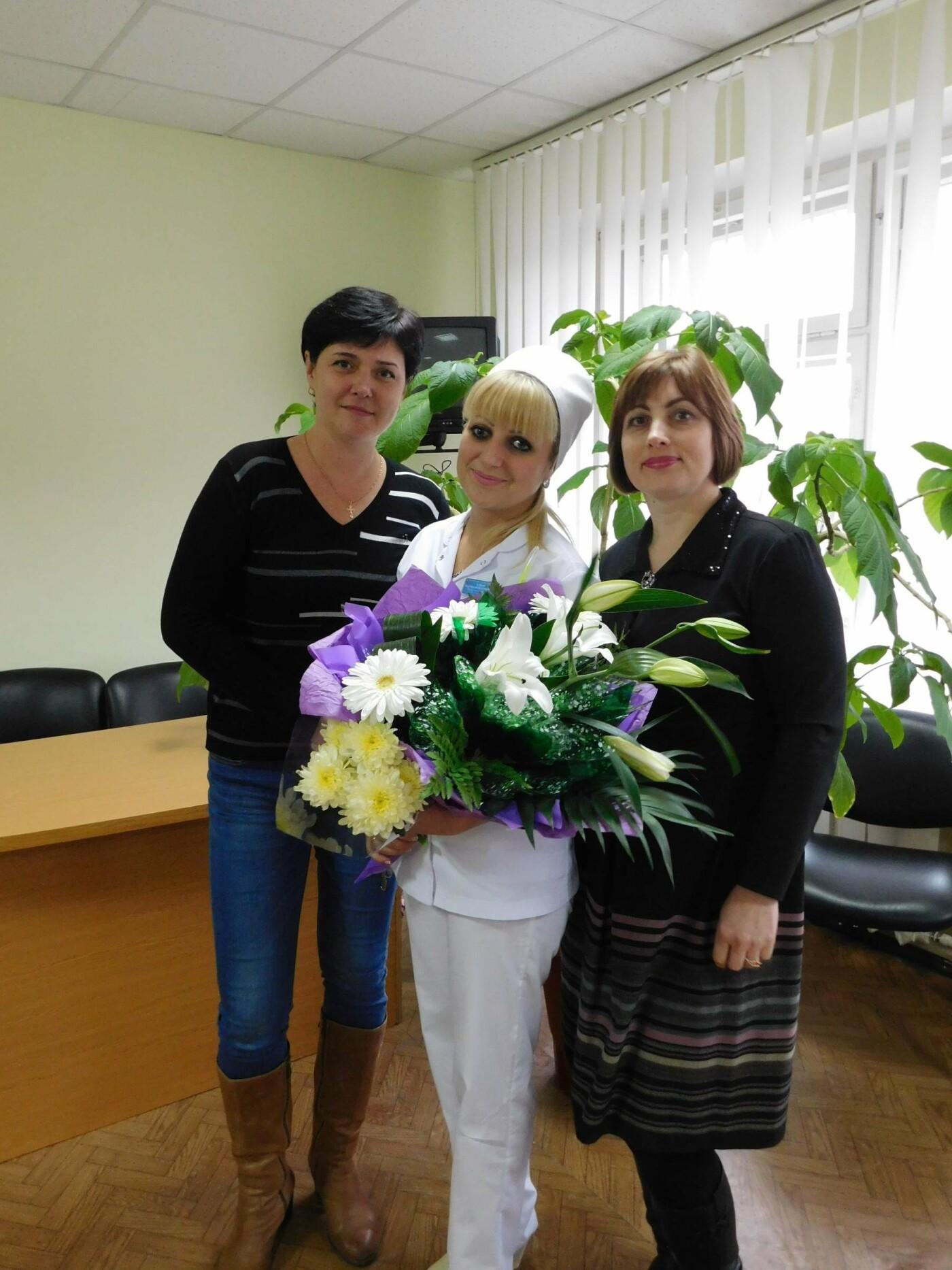 В Каменском соревновались медсестры , фото-2