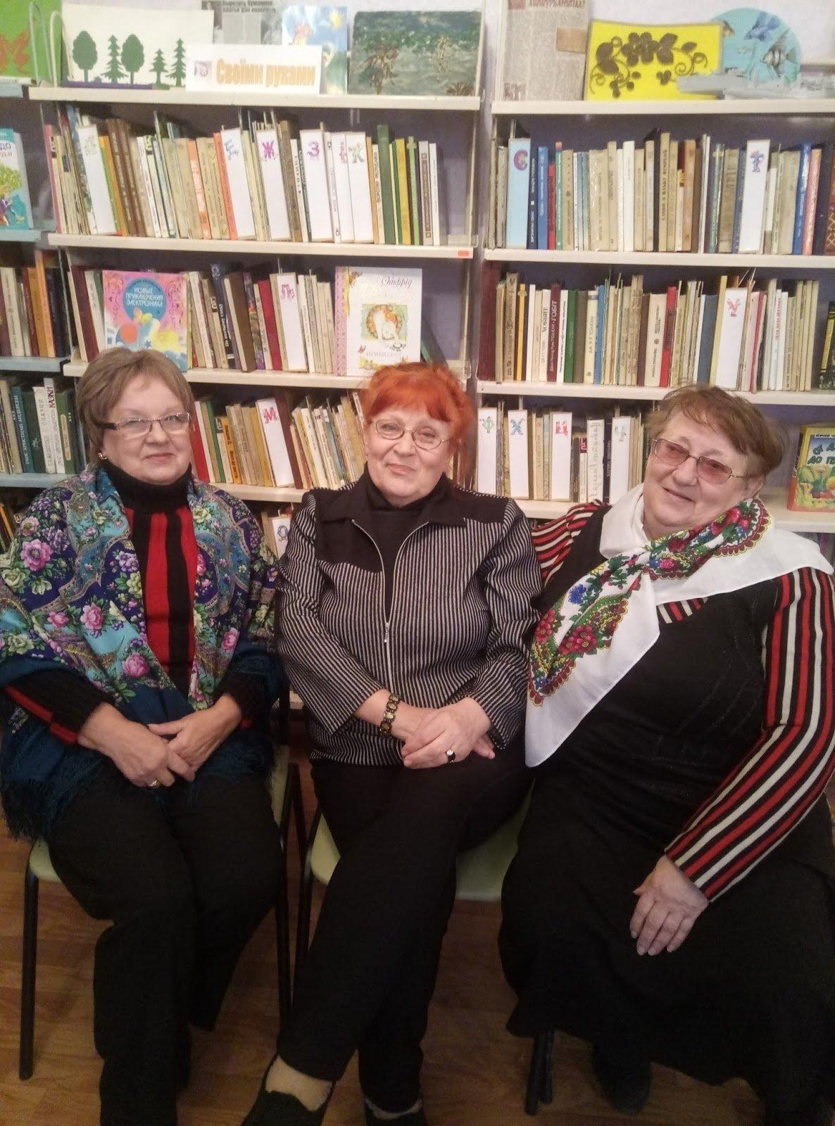 В Каменской библиотеке рассказали о мистических платках, фото-2