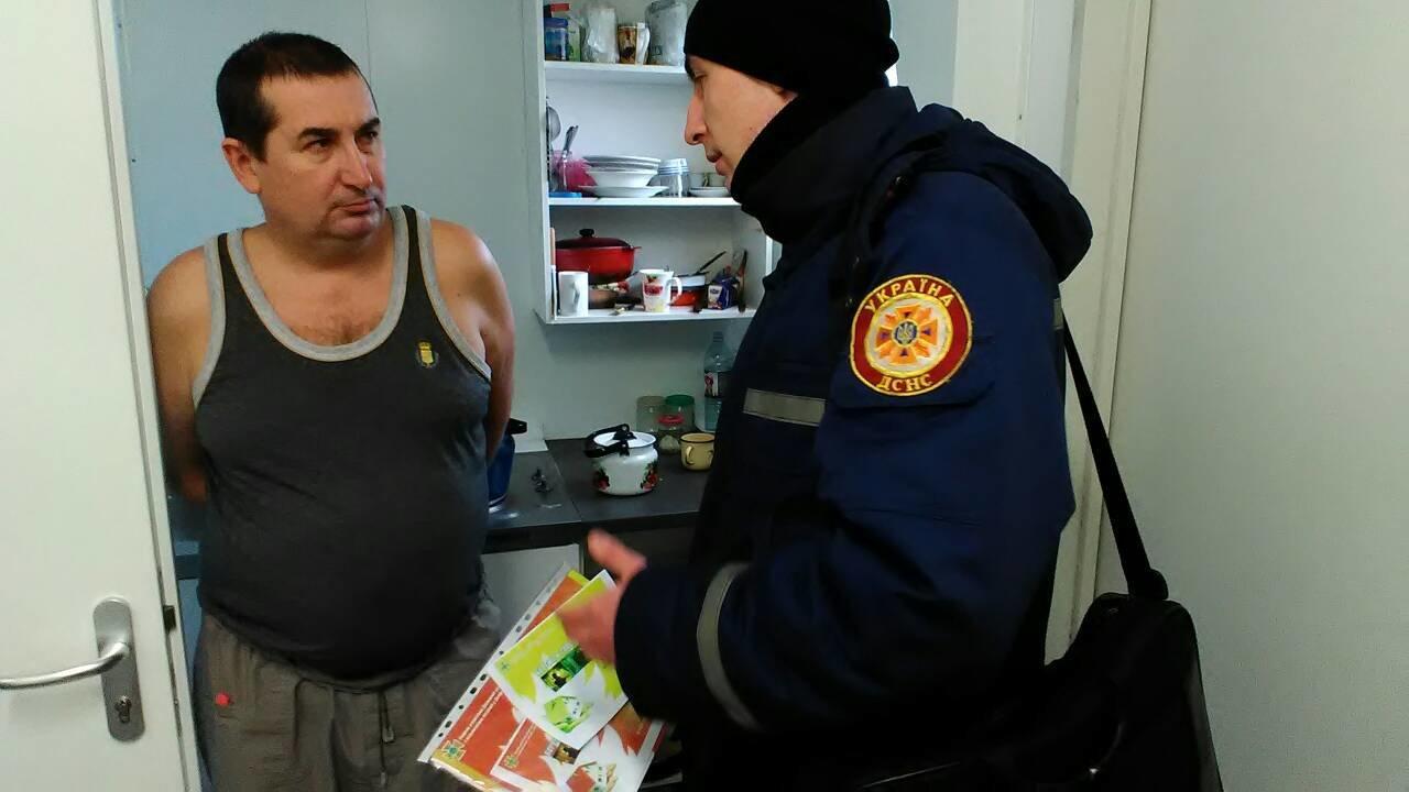 Спасатели Каменского проверили модульный городок, фото-2