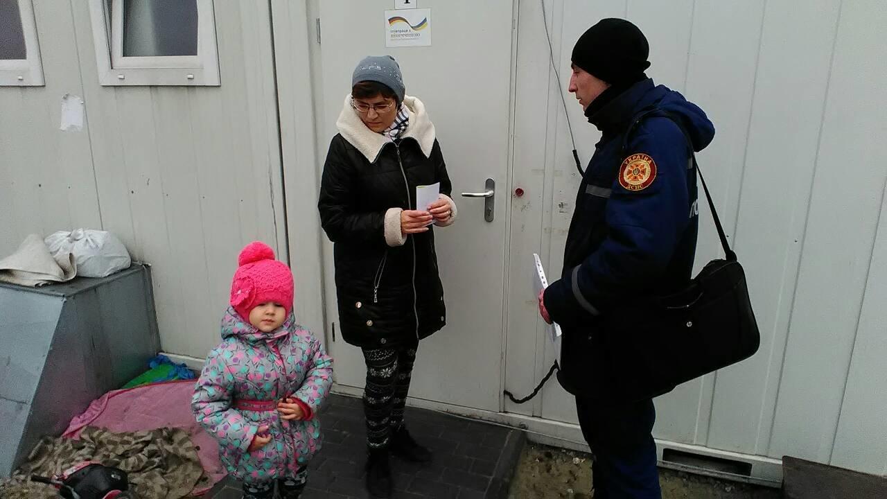 Спасатели Каменского проверили модульный городок, фото-3