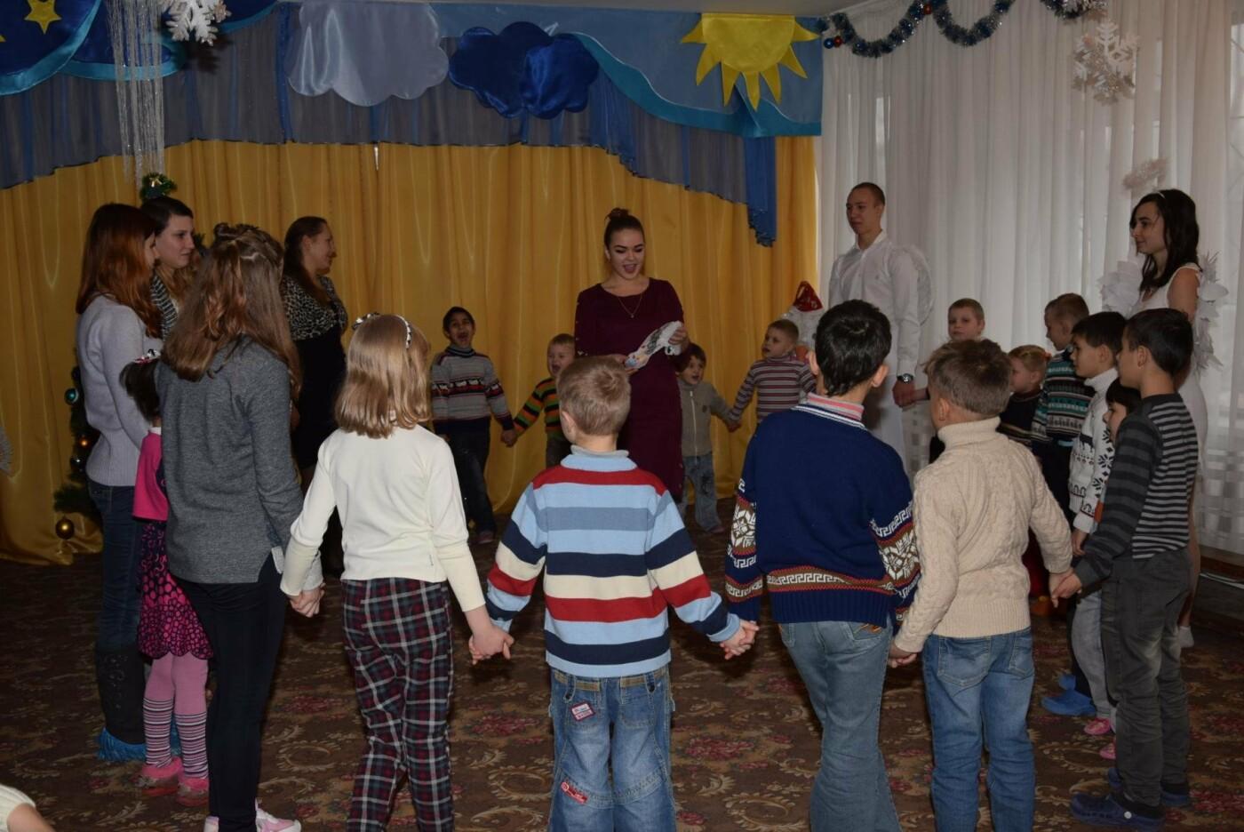 Воспитанников Каменского центра социально-психологической реабилитации детей поздравили с Днем Святого Николая , фото-1