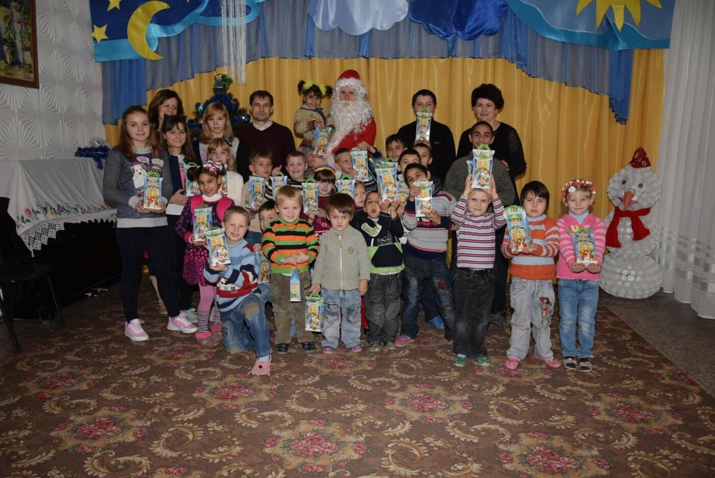 Воспитанников Каменского центра социально-психологической реабилитации детей поздравили с Днем Святого Николая , фото-5
