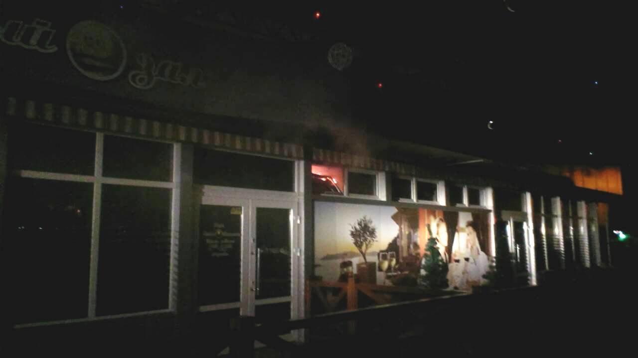 В Каменском горело «Место встречи», фото-3