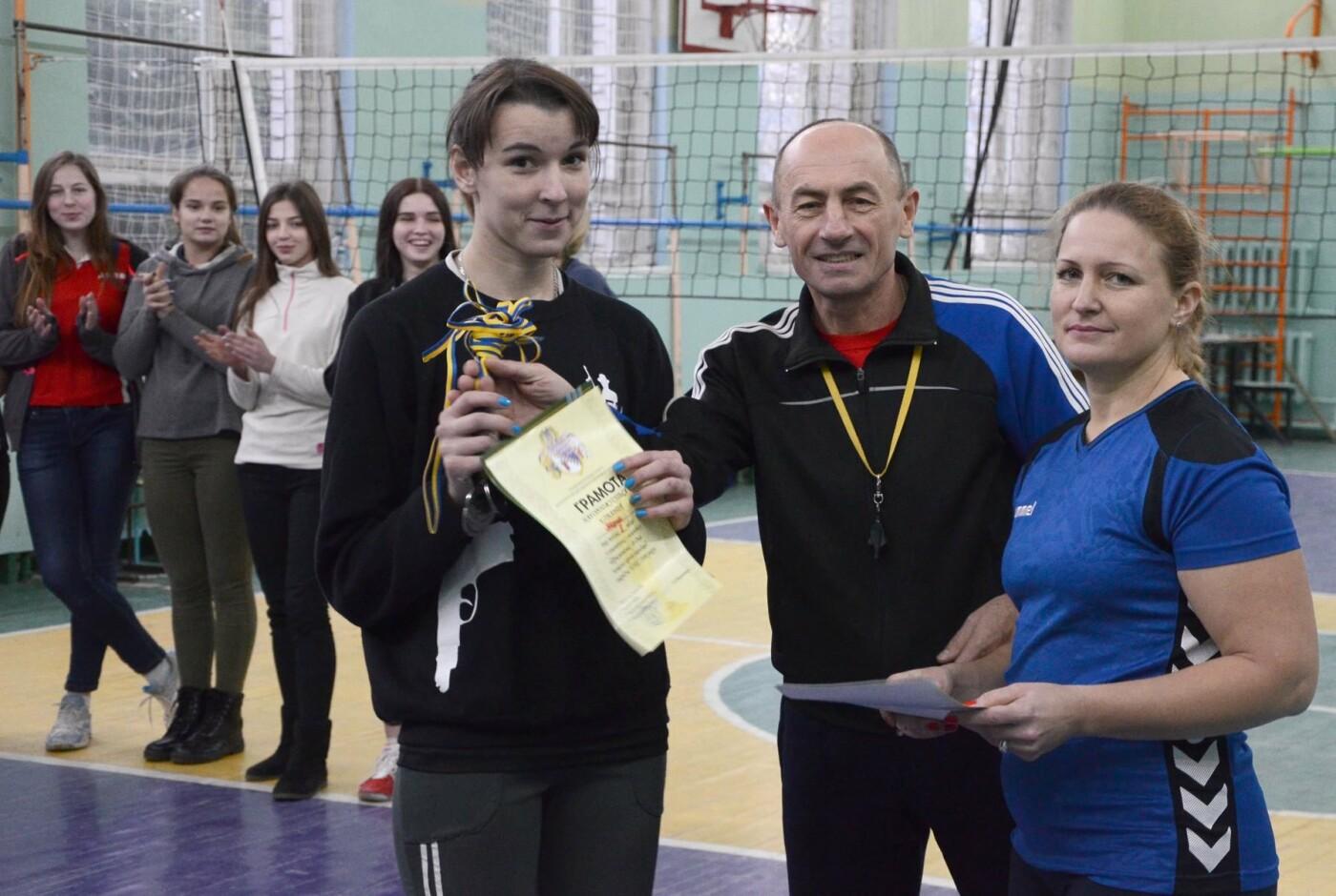 В Каменском соревновались волейболисты, фото-5