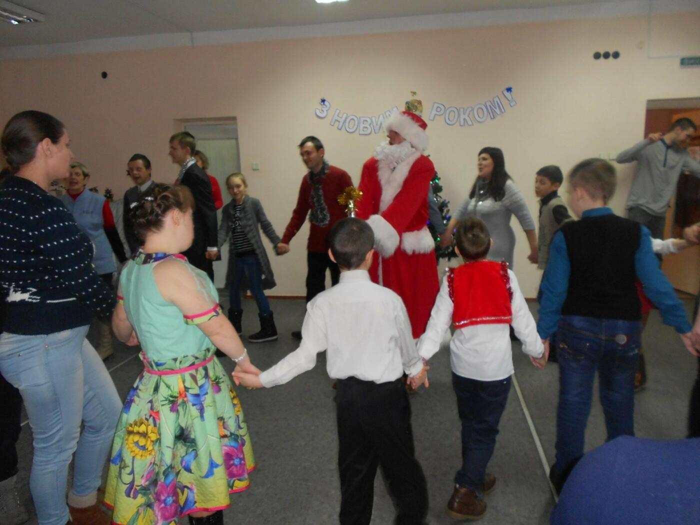 В Каменском поздравили детей с особенными потребностями, фото-2