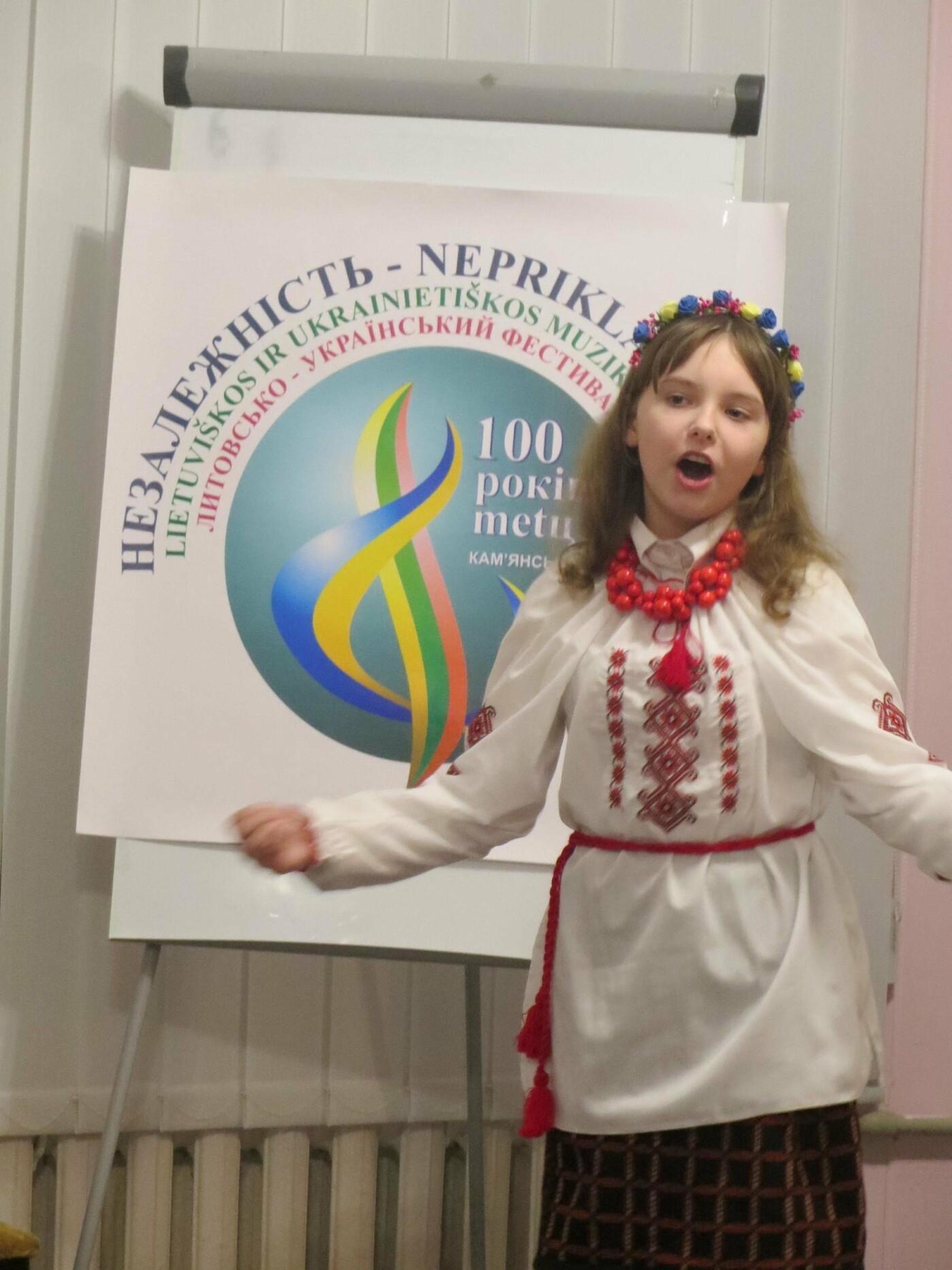 В Каменском состоится гала-концерт фестиваля литовско-украинской музыки, фото-3