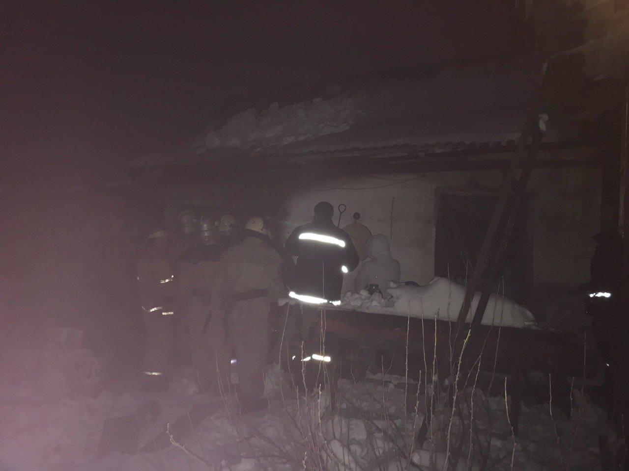 В Каменском на пожаре снова пострадали куры, фото-1