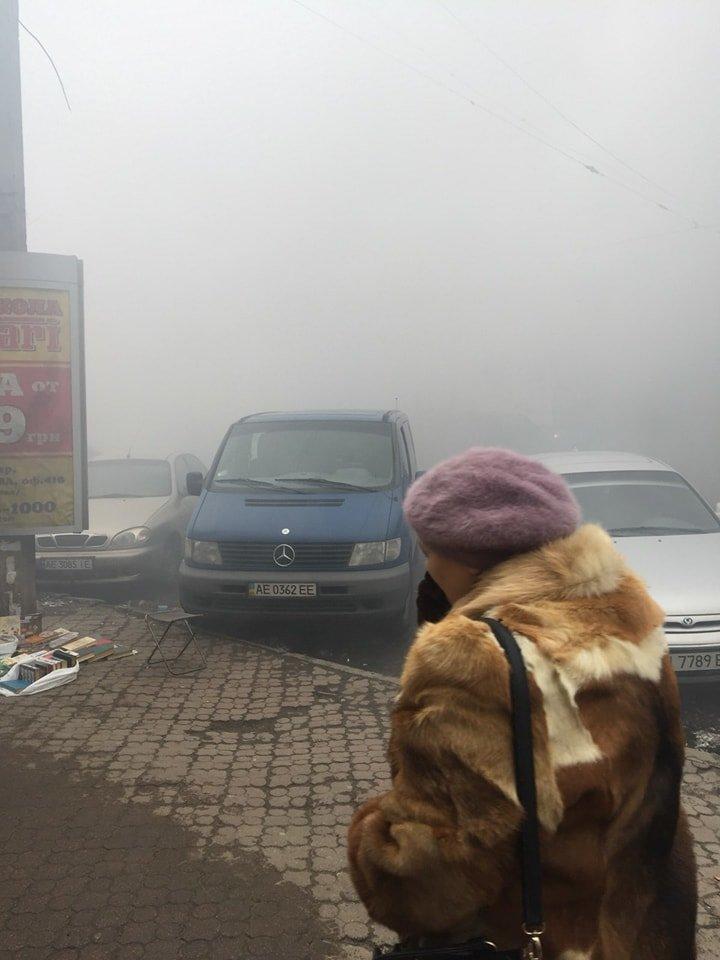 В Днепре пылают магазины, фото-1