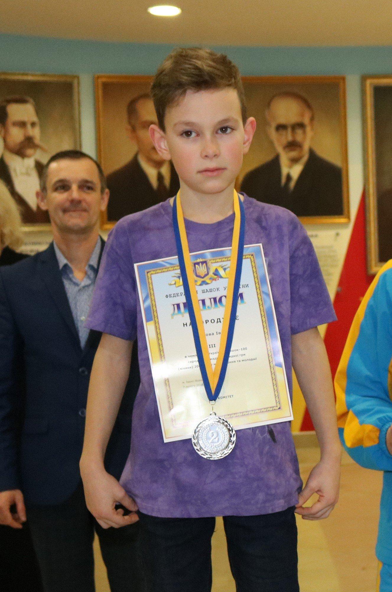 Каменчане завоевали 20 медалей чемпионата Украины по шашкам, фото-7
