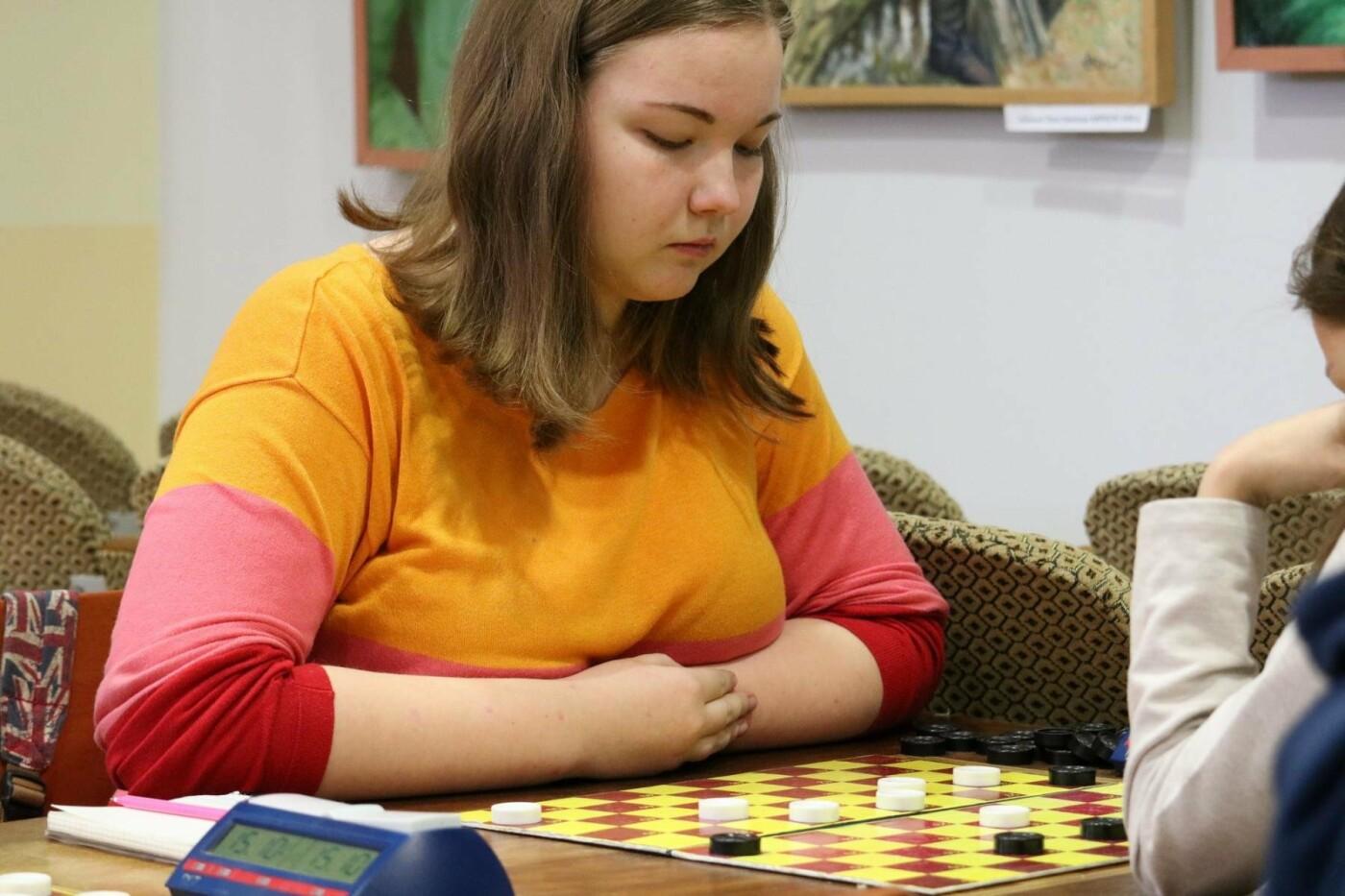 Каменчане завоевали 20 медалей чемпионата Украины по шашкам, фото-12
