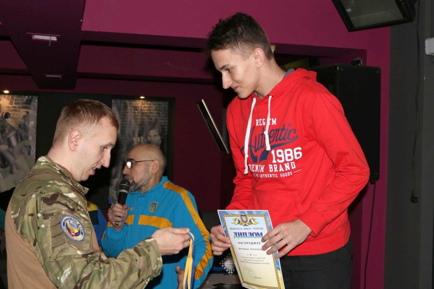 Каменчане завоевали 20 медалей чемпионата Украины по шашкам, фото-5