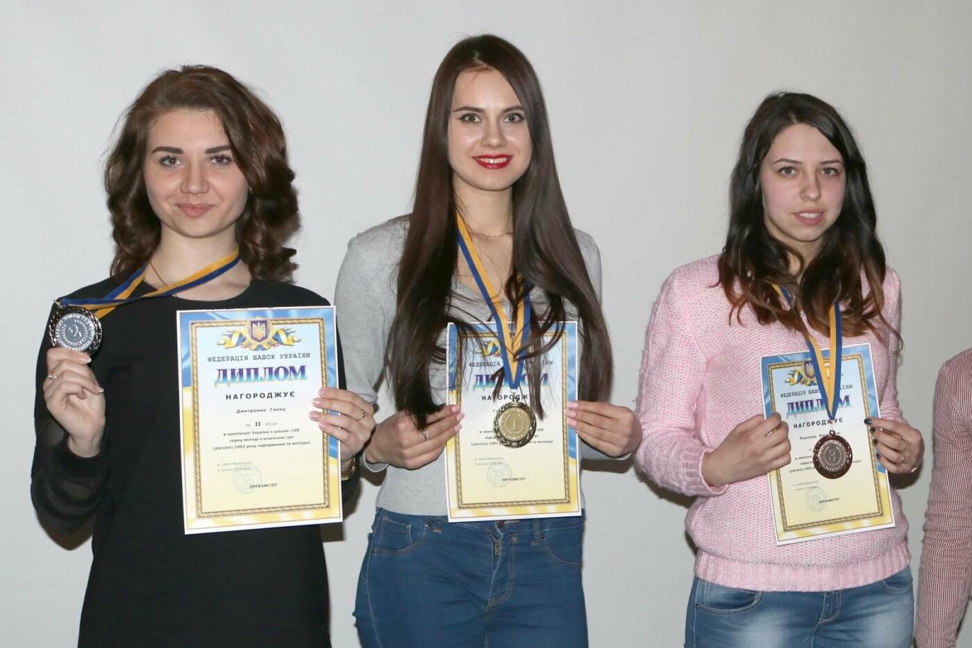 Каменчане завоевали 20 медалей чемпионата Украины по шашкам, фото-10