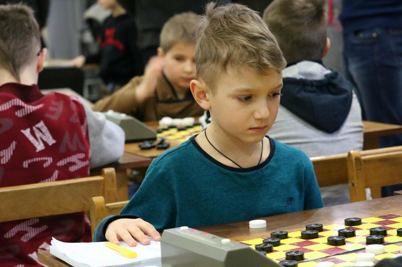 Каменчане завоевали 20 медалей чемпионата Украины по шашкам, фото-6