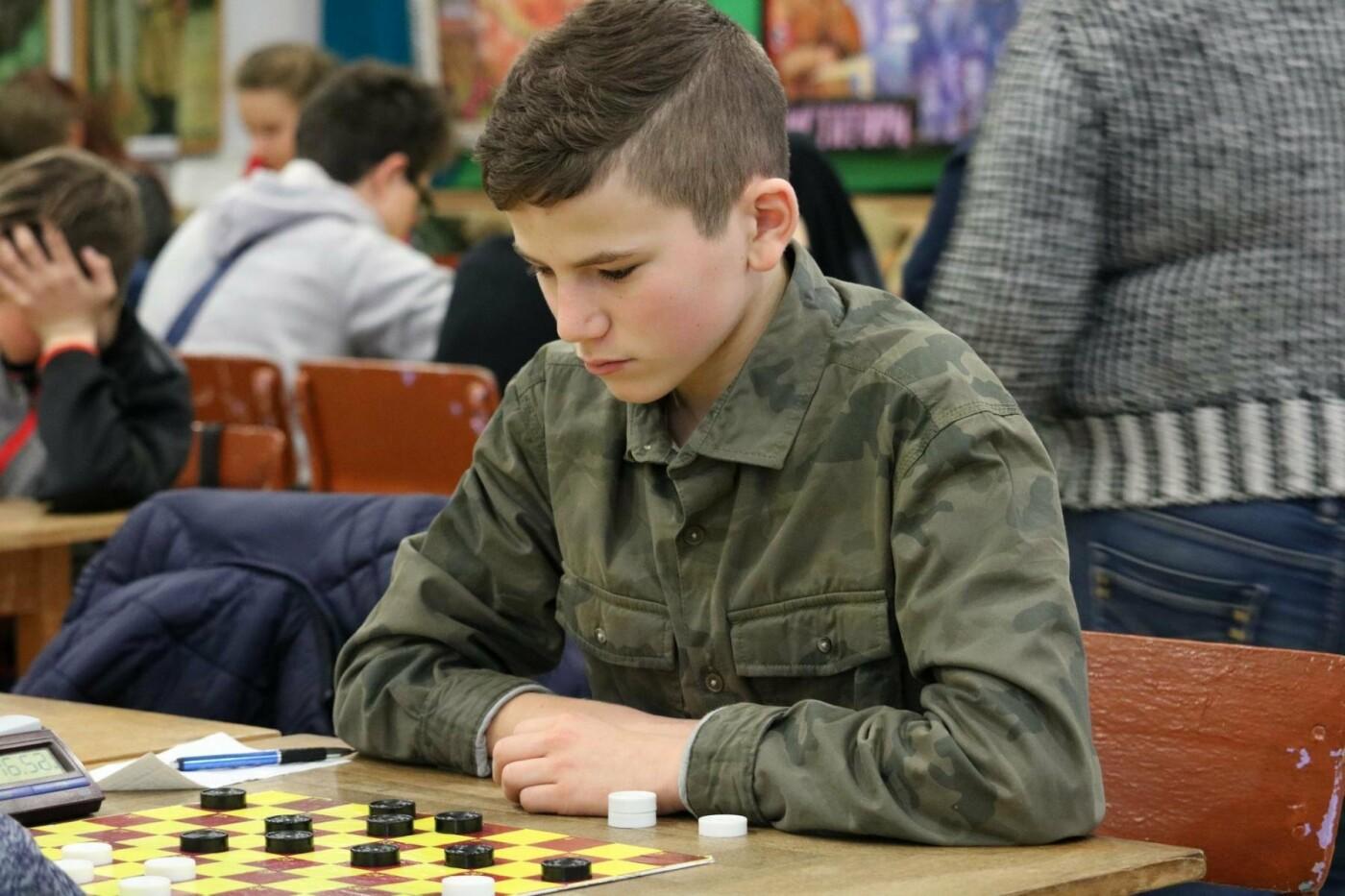 Каменчане завоевали 20 медалей чемпионата Украины по шашкам, фото-11