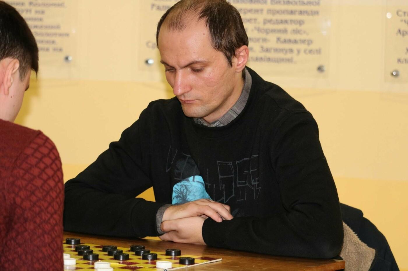 Каменчане завоевали 20 медалей чемпионата Украины по шашкам, фото-4