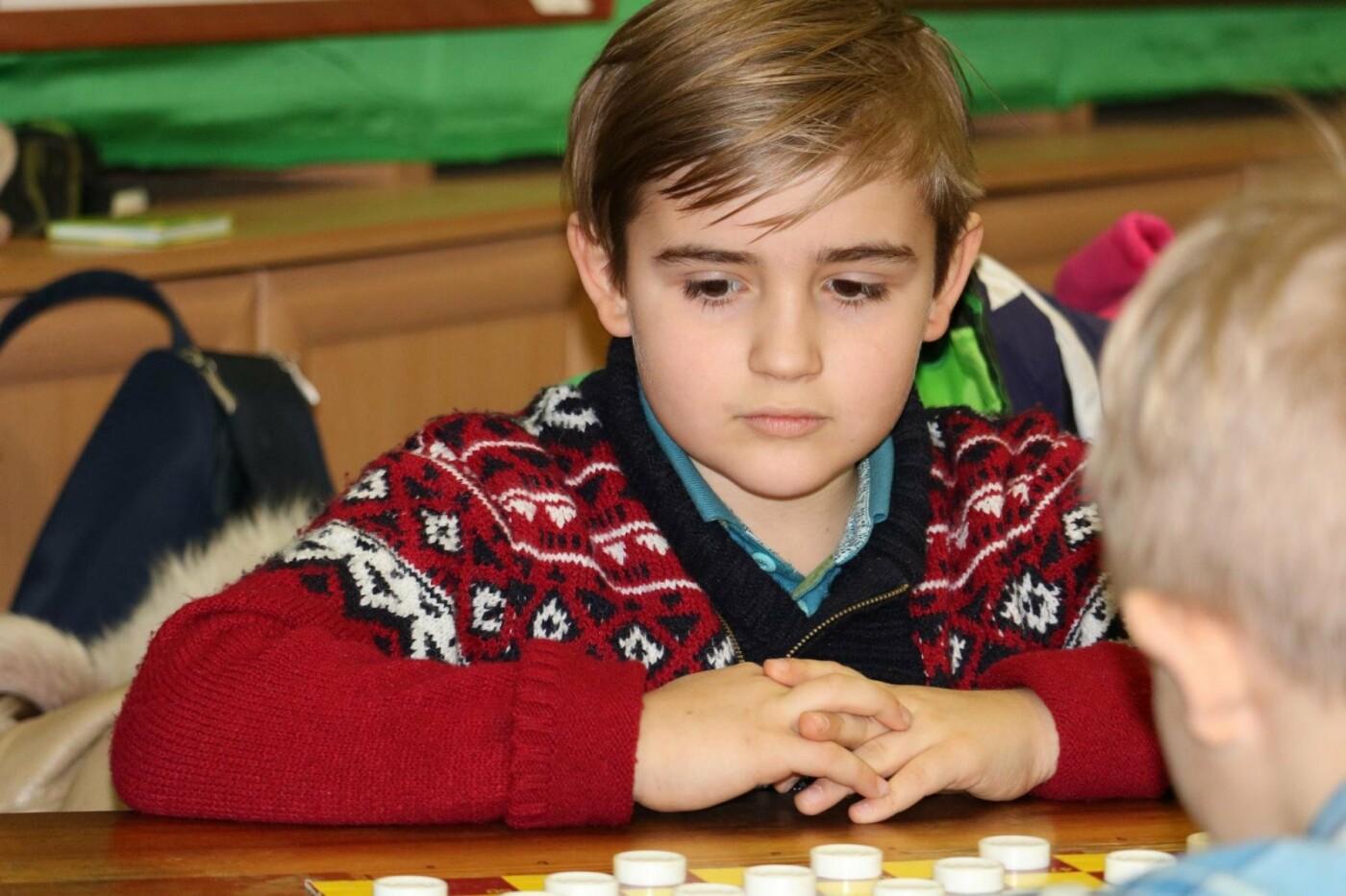 Каменчане завоевали 20 медалей чемпионата Украины по шашкам, фото-13