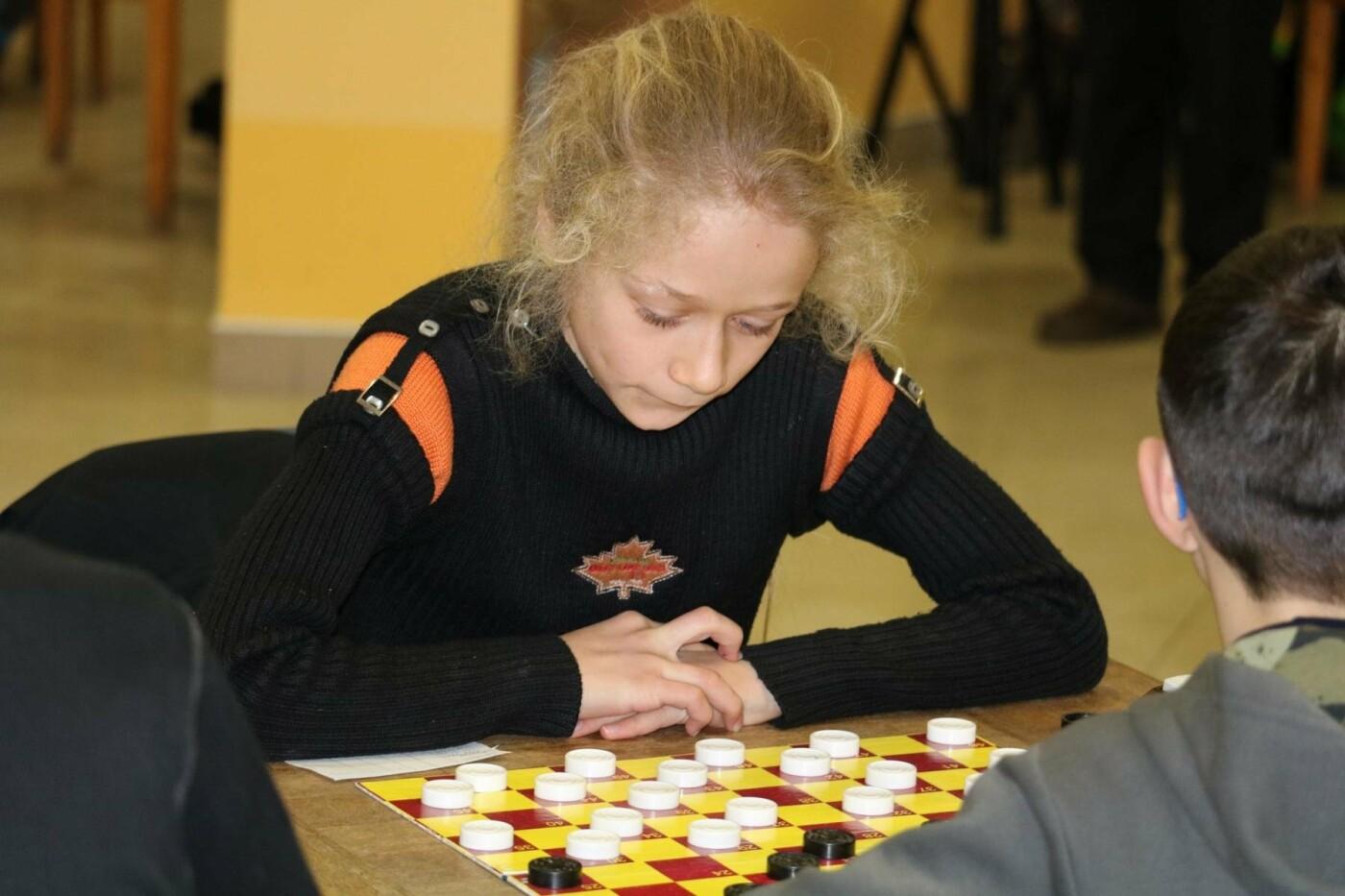 Каменчане завоевали 20 медалей чемпионата Украины по шашкам, фото-8