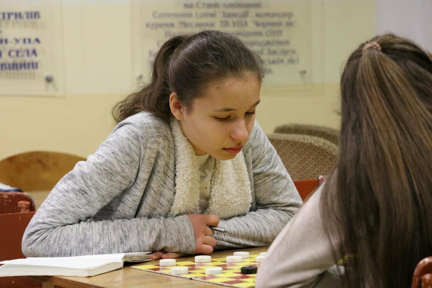 Каменчане завоевали 20 медалей чемпионата Украины по шашкам, фото-9