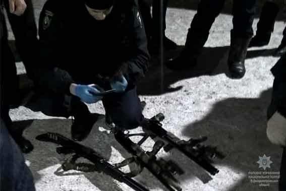 В полиции рассказали, как освобождали заложников в Каменском  во время рейдерского захвата, фото-3