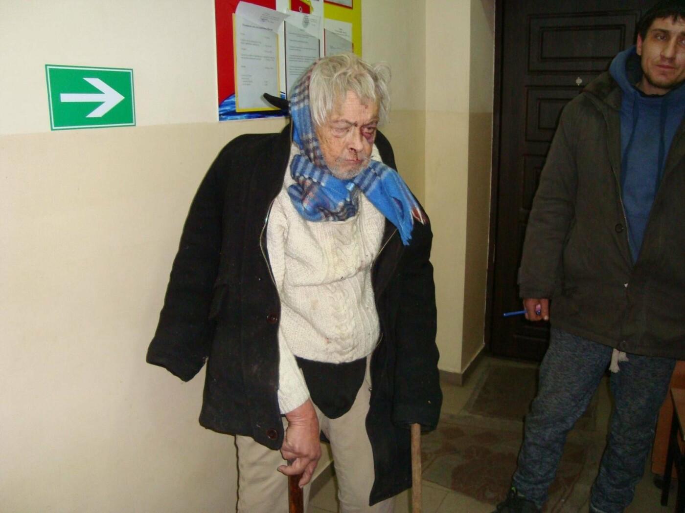 В Каменском разыскивают семью найденного в Одессе дедушки, фото-1