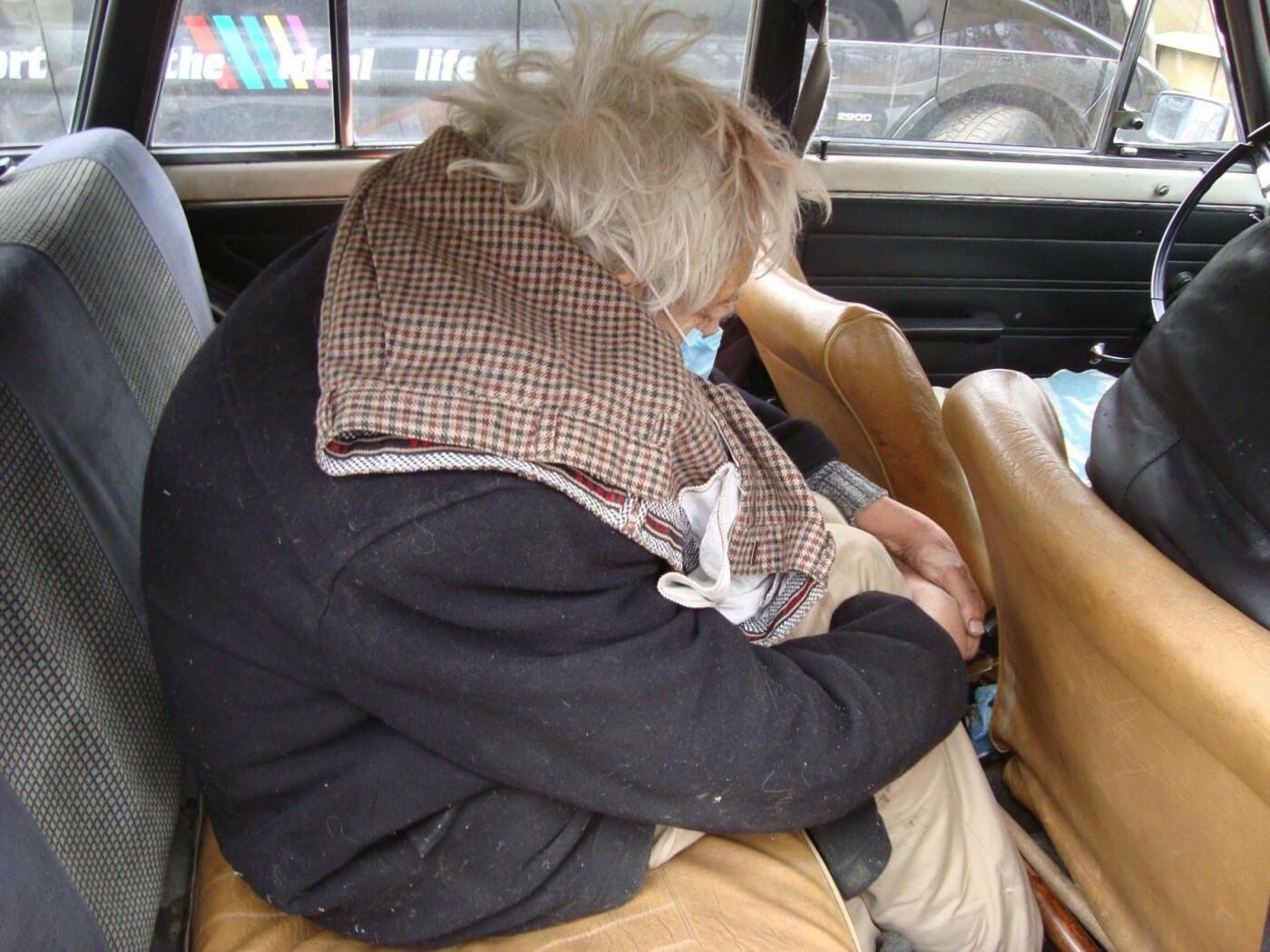 В Каменском разыскивают семью найденного в Одессе дедушки, фото-4