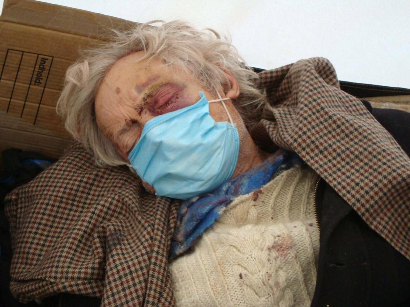 В Каменском разыскивают семью найденного в Одессе дедушки, фото-2