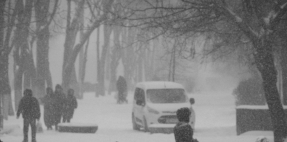Непогода в Каменском: посыпать дороги будут ночью, фото-1