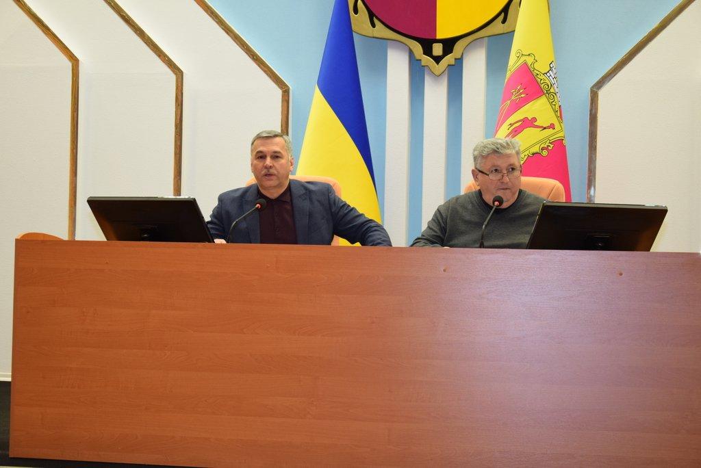 Представители власти Каменского встретились с руководителями ОСМД, фото-1