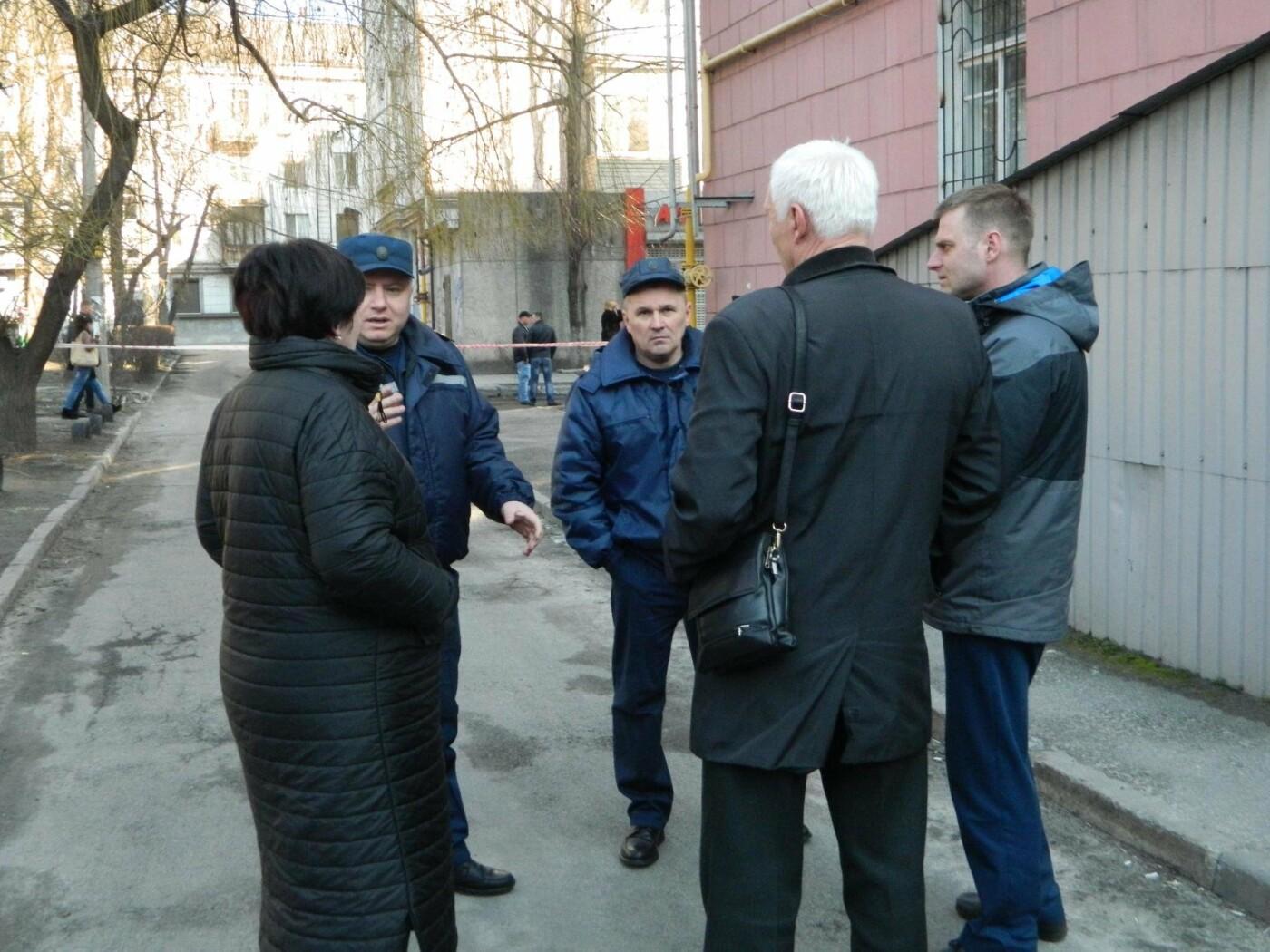 В центре Каменского утечка газа: эвакуировали 200 человек, фото-1