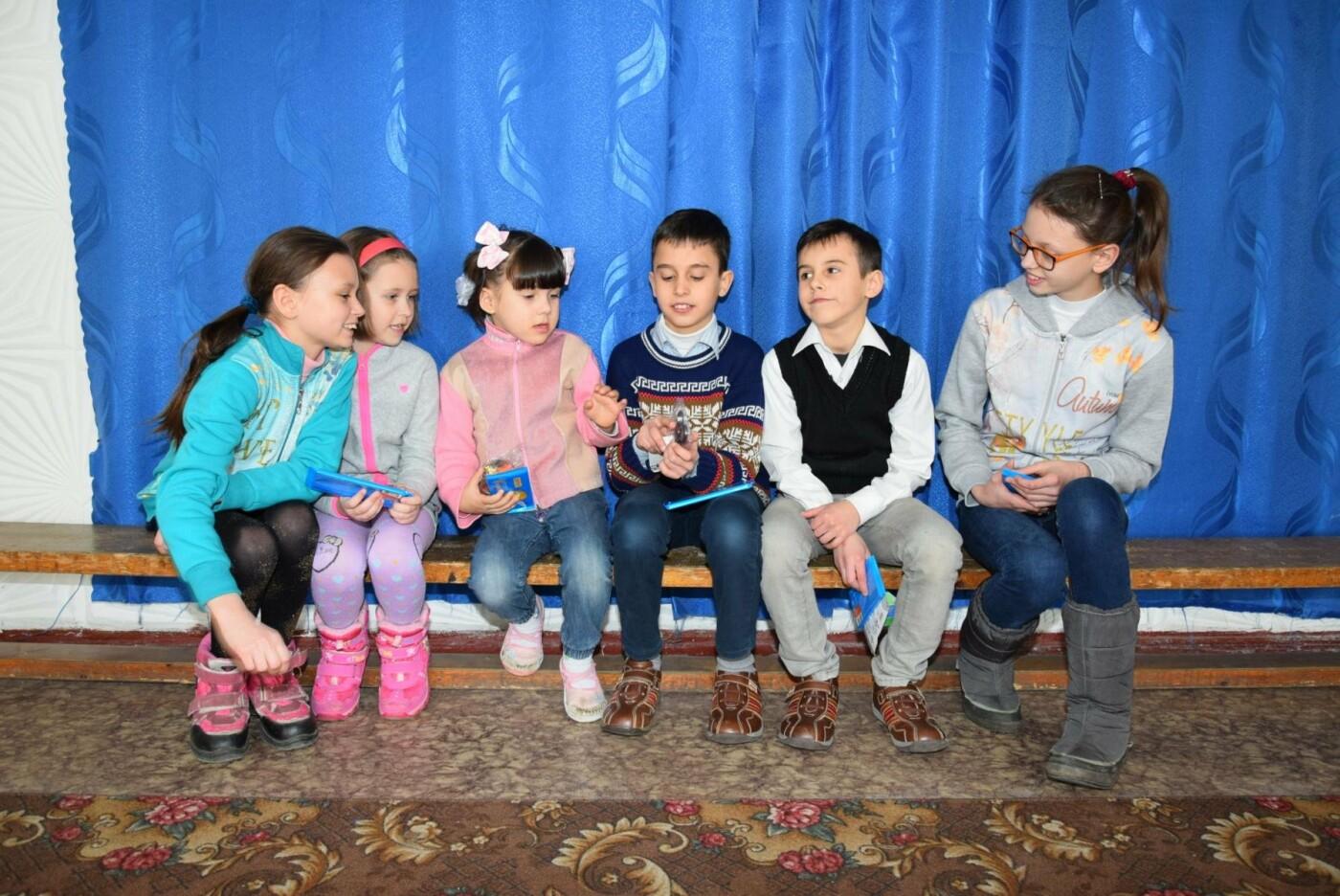 В Каменском трое малышей обрели семью, фото-5