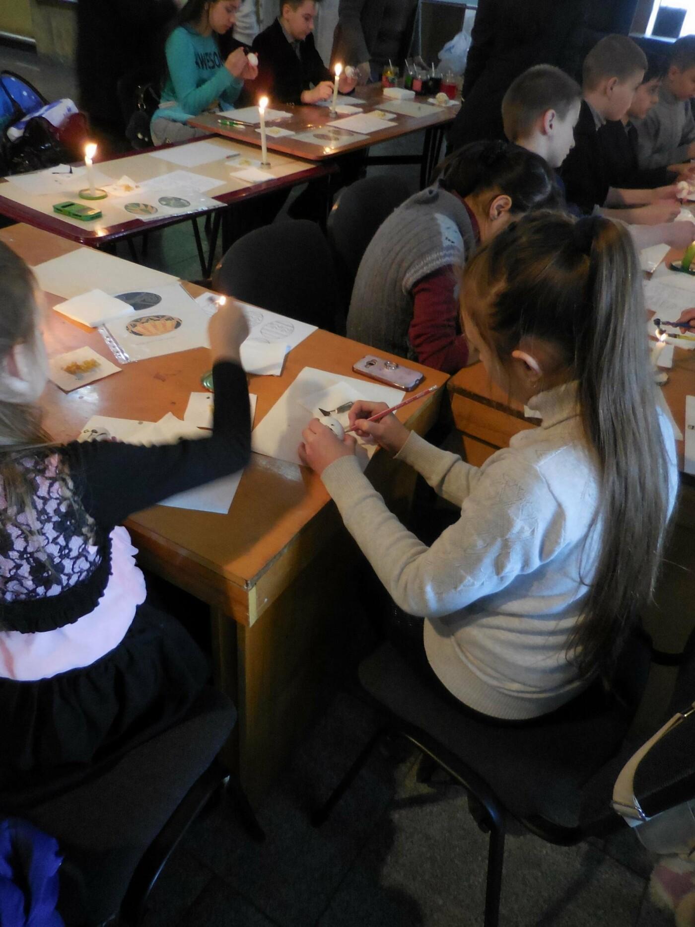В музее истории Каменского расписывали писанки, фото-1
