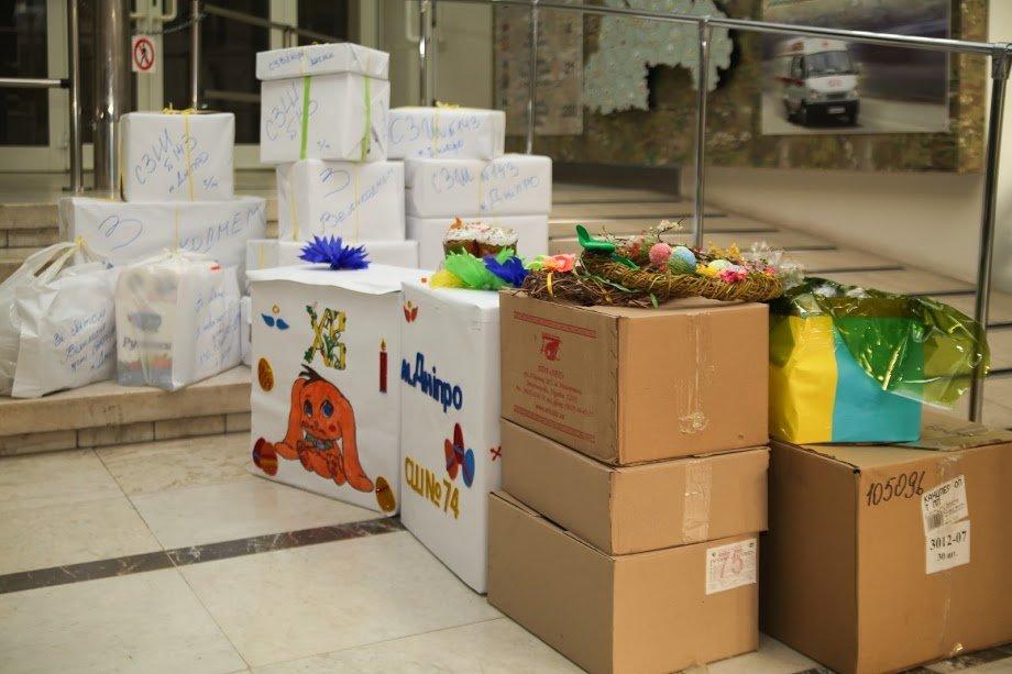 Тысяча пасхальных куличей из Днепропетровщины поедет в зону АТО, фото-1